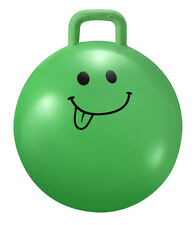 Junior Space Hopper 38cm 15 inch Available in Red Yellow Blue Green Orange Pink