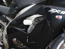R&G RACING Crash Protector - Kawasaki ZX9R F WHITE