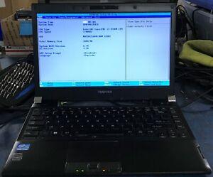 Toshiba Portege R930 i7-3540M 3.0GHz 2GB RAM NO HDD/OS *White Spots* | LP869