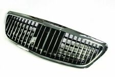 Mercedes Benz S-Class W222 14-19 Front Grill Grille Maybach (With Camera No-ACC)