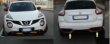 Nissan Juke 14 cover phares +cadres pare-chocs anter+affiches+miroirs