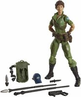 Hasbro G.I. Joe Classified Series Lady Jaye Action Figure 25 Collectible Premium