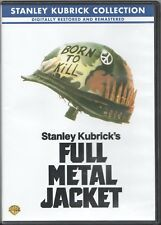 DVD - FULL METAL JACKET - STANLEY KURBRICK COLLECTION - USED