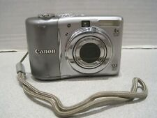 Canon Powershot A1100 IS 12.1MP 4X Optical zoom Digital Camera + 1GB
