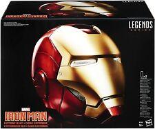 Hasbro Marvel Legends Series elektronischer Iron Man Helm Electronic Collector E