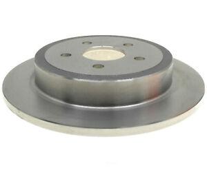 Disc Brake Rotor-Natural Rear Parts Plus P76002