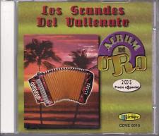 rare CD vallenato PENA Y DOLOR Alejo Duran RICO POBRE Enrique Diaz HNOS NARANJO