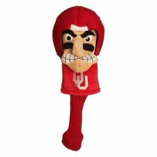 aa738f551bf New - Oklahoma Sooners Mascot Golf Club Driver Headcover - Oversize Cover
