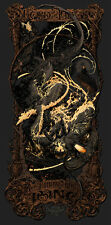 Lord of the Rings The Fellowship of the Ring Aaron Horkey Variant Print Poster