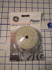 GE Modular Base Cord 50 FT Phone GE2927-4N5