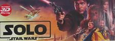 FILM POSTER - SOLO - STAR WARS STORY - 35 X 100 CM