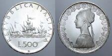 500 LIRE 1968 CARAVELLE REPUBBLICA ITALIANA FDC