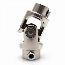"""3/4"""" 36 Spline x 3/4"""" DD Universal driveshaft Steering U Joint Rat Street Rod"""