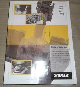 CAT CATERPILLAR DEALER SERVICE TOOL CATALOG BOOK MANUAL 2004