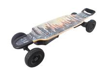 CLEARANCE 55% OFF! Chargiot Bomb 2400W Electric Skateboard Longboard All-Terrain