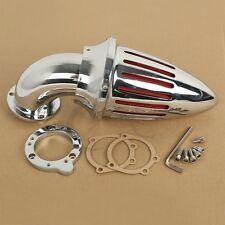Spike Air Cleaner Kits Intake Filter For Harley CV Carburetors Custom Sportster