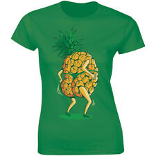 Naughty Pineapple Lady - Grow Tall Wear Crown Sweet Fun Shirt Women's T-shirt