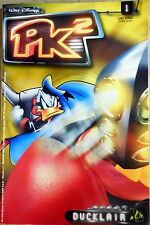 FUMETTO PK 2 PAPERINIK N.1 DISNEY DUCKLAIR 2001