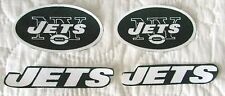 New york Jets no sew iron on appliques