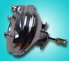 1964-1972  gm A body  9 inch power brake booster chrome chevelle gto