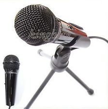 Condenser Microphone For Music Record PC Video MSN SKYPE #011B