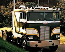 1974 Peterbilt COE Truck Photo Poster zc2090-8NNQF4
