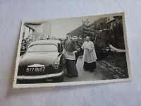 Carte postale / photo, Eglise, G. Haus Rothau