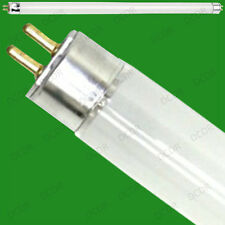 "6x 18W T8 2ft 24"" 600mm Fluorescent Tube Strip Light Bulbs 3000K White G13"