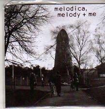 (DB372) Melodica, Melody + Me, lmperfect Time - 2012 DJ CD