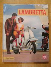 LAMBRETTA von Peter J. Davies (2015, Gebundene Ausgabe)