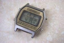 Un Reloj con Cronógrafo Seiko Digital Alarma c.1981