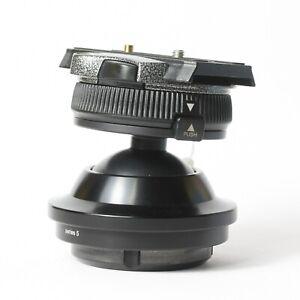 Gitzo GH5380SQR Series 5 Systematic Ball Head