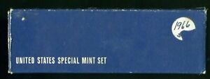 1966 United States Special Mint Set w/ Box  JE416