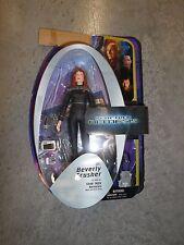 Art Asylum Diamond Star Trek Nemesis Dr. Beverly C