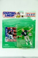 Troy Aikman Dallas Cowboys Starting Lineup Action Figure NIB Kenner 1997 NFL