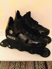 Roces Skates Frames Complete Wheels & Bearings, Madrid Boots & Liners Men's Sz-7
