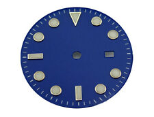 Parnis 31.3mm White Blue Luminous Marks Fate Watch Dial ETA 2836 Movement