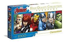 New Teenagers Adults Clementoni Marvel The Avengers Panorama 1000 Pieces Puzzle
