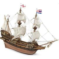 Occre Golden Hinde 1:85 Scale Model Ship Kit 12003