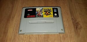 Double Dragon 5 (V) The Shadow Falls Super Nintendo SNES Game Pal