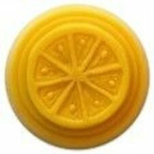 Milky Way Citrus Slice TART Mold/Mould - For Candles & Soap Making - 8 cavities