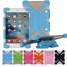 Silikon Universal Tablet Hülle 10-11 Zoll Schutzhülle Einstellbare Tasche Case