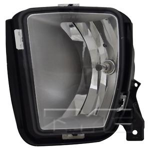 Fog Light Lamp for 13-19 Dodge Ram 1500 Pickup (Classic) Left Driver CAPA