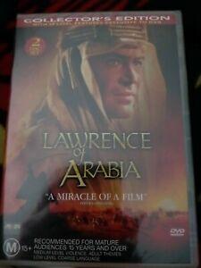 Lawrence of Arabia DVD 2 disc set still sealed!