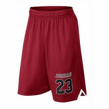 Nike AJ Men's Air Jordan Rise 4 Jumpman Shorts DS RARE 23 RED BULLS - XXL