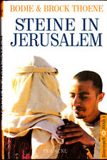 """Bodie & Brock Thoene - """" Zion Erben 5 - Pierres en Jerusalem """" (2003) - HC"""