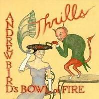 Thrills - Audio CD By BIRD,ANDREW - VERY GOOD