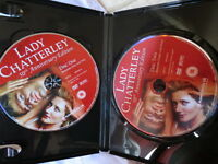 Lady Chatterley (DVD, 2010, 2-Disc Set)   + dispatch in 24 hours + Sean Bean