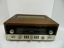 McIntosh Model MX-110 Tuner and Pre-Amp with a Beautiful Art Deco Cabinet