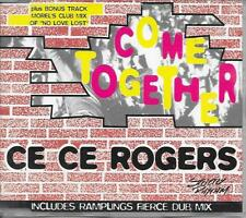 CE CE ROGERS - Come together CDM 7TR Garage House 1995 (Zyx) Germany